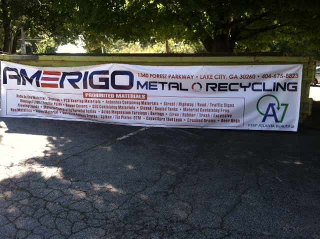 Amerigo Metal Recycling joins our Recycling Centers